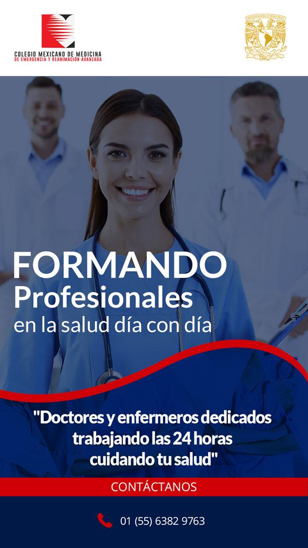 colegio mexicano de medicina y emergencia